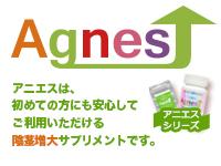 男性用サプリメント - Agnes